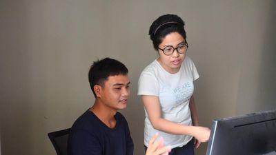 Nữ kỹ sư môi trường tâm huyết lập ngân hàng video giáo dục