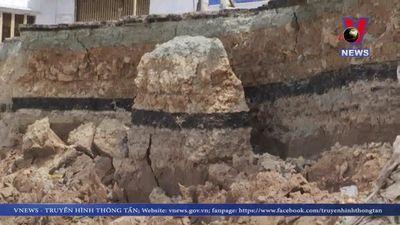 Nguy cơ sụp hoàn toàn Quốc lộ 91 đoạn qua xã Bình Mỹ, An Giang