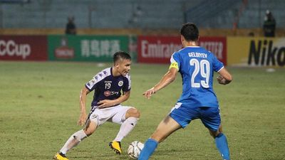 Quang Hải lập cú đúp, Hà Nội FC thắng kịch tính tại bán kết liên khu vực AFC Cup 2019