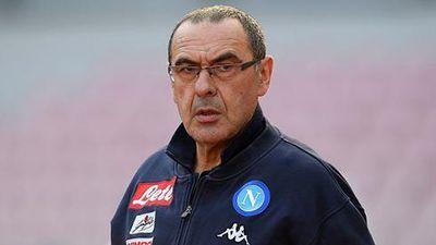 Lý do khiến HLV Sarri vắng mặt trong trận thắng Triestina