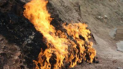 Cháy suốt 4.000 năm, ngọn lửa ở Azerbaijan vẫn không dừng lại