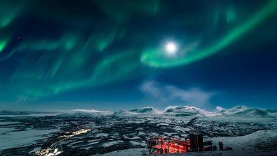 6 điểm săn cực quang lý tưởng trên bầu trời Bắc bán cầu
