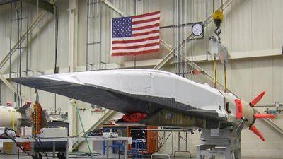 Lãnh đạo quân đội Mỹ tiết lộ việc phát triển tên lửa siêu thanh