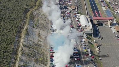 Kỉ lục thế giới về 'phá' lốp xe đã được xác lập tại Mỹ