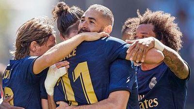 Lần đầu tiên sau gần 2 năm, Real vượt lên trên Barca
