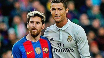 Ronaldo: 'Tôi giỏi hơn nhờ có Messi'