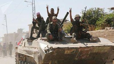 Áp đảo khủng bố, Quân đội Syria đại thắng chiến trường Hama-Idlib