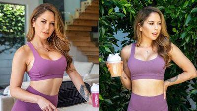 'Mê mệt' với body của ring girl 'hot' nhất thế giới