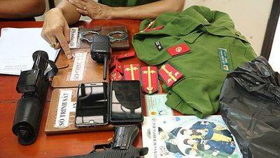 Xác minh 3 đối tượng giả danh công an, chặn xe, đánh người ở Bình Phước