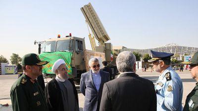 Iran trình làng hệ thống tên lửa Bavar-373, 'địch thủ' của Patriot