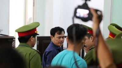 Tuyên án Nguyễn Hữu Linh 18 tháng tù