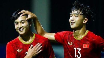 Martin Lo, Danh Trung lạc quan dù vắng mặt ở đội U22 Việt Nam