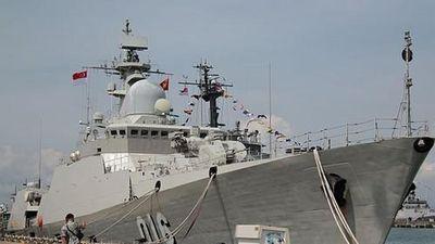 Điểm đặc biệt trên hệ thống điện tử chiến hạm 016 Quang Trung