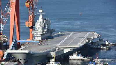 Tàu sân bay 'của nhà trồng được' Trung Quốc sẽ trực chiến cuối năm nay