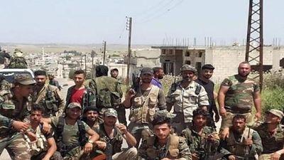 Quân đội Syria tốc chiến tốc thắng, chiếm thị trấn Idlib chiến lược