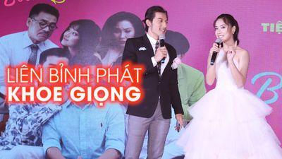Liên Bỉnh Phát hát 'đòi cưới' Hoàng Yến Chibi