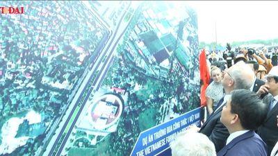 Thủ tướng Australia bất ngờ với 'Đường đua Công thức 1' ở Hà Nội