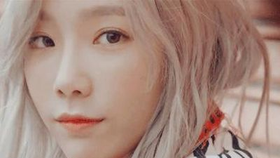 Taeyeon trông như công chúa cổ tích trong mái tóc vàng