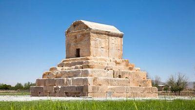 Sững sờ lăng mộ đế vương kiên cố nhất lịch sử nhân loại