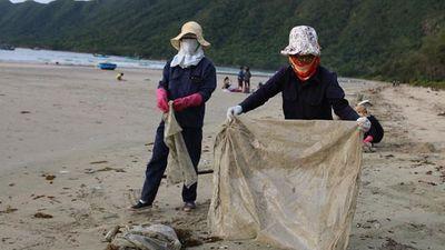 Bỏ phương án đóng gói rác từ Côn Đảo về đất liền xử lý