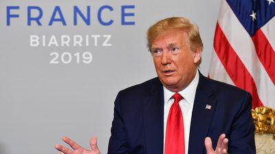 Tổng thống Trump nói Trung Quốc 'bị thương tổn nặng', đã liên lạc để tiếp tục đàm phán thương mại