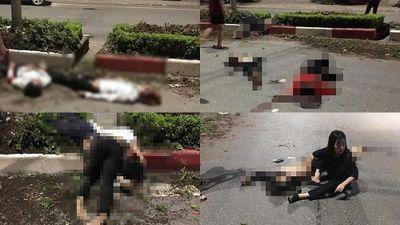 Lộ nguyên nhân xe máy kẹp 5 lao với tốc độ kinh hoàng khiến 4 sinh viên tử vong