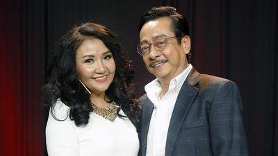 NSND Hoàng Dũng hội ngộ nghệ sĩ Ngân Quỳnh tại 'Siêu nhân mẹ'