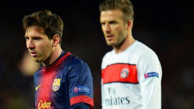 Vụ Messi gia nhập CLB của Beckham xuất hiện diễn biến mới