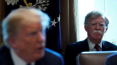 Sự ra đi của John Bolton