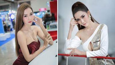 Vẻ ngoài đầy mê hoặc của người mẫu áo tắm ngoan hiền nhất nhì Thái Lan