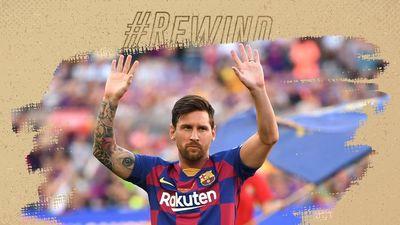 Cầu thủ nào được Messi coi là thần tượng