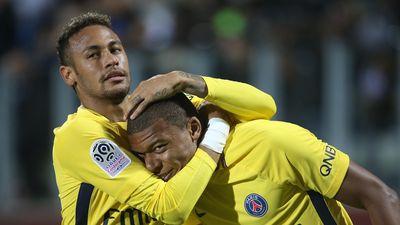 PSG mất Neymar và Mbappe khi đối đầu Real