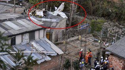 Colombia: Máy bay 'hạ cánh' trên mái nhà, 7 người thiệt mạng