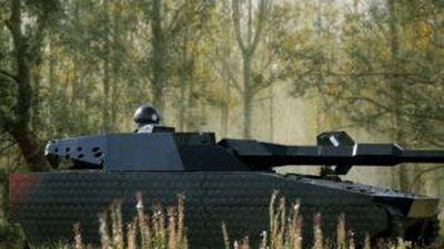 Xe tăng tàng hình, vũ khí laser và những công nghệ quân sự hiện đại
