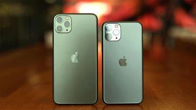 Lý do đằng sau thiết kế camera kỳ cục của iPhone 11 Pro