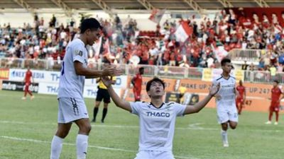 Vì sao HAGL đại thắng Hải Phòng 5-1 ở vòng 24 V-League?