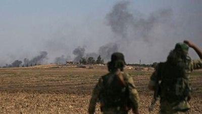 Quân Thổ Nhĩ Kỳ tiếp tục giao tranh với người Kurd ở Tal Abyad, Syria