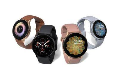 Trên tay Samsung Galaxy Watch Active 2 sắp lên kệ tại Việt Nam