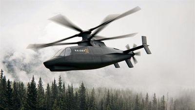Siêu máy bay Raider-X khiến lợi thế của Nga không còn