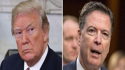 Cựu Giám đốc FBI có 'bảo bối' gì đòi 'loại' Tổng thống Trump khỏi Nhà Trắng?
