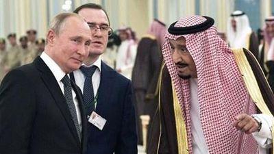 Saudi Arabia trình diễn nhầm quốc ca Nga trong lễ đón Tổng thống Putin