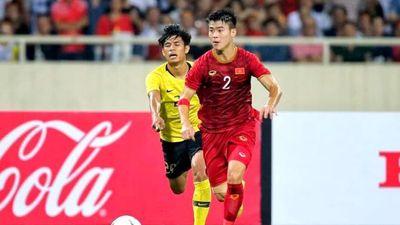Cận cảnh bàn thắng của trung vệ Đỗ Duy Mạnh vào lưới Indonesia