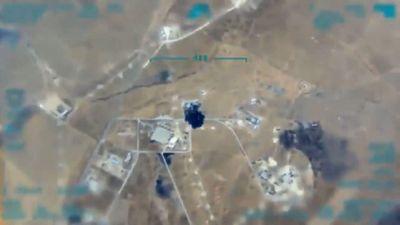 Cận cảnh Thổ Nhĩ Kỳ cho nổ tung xe đạn dược của người Kurd