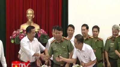 Lực lượng Công an - Điện lực - Nước sạch phối hợp đảm bảo an ninh, an toàn phục vụ nhân dân