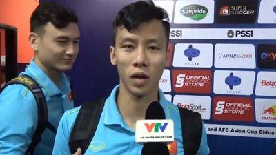 Mang thân đội trưởng, Hải Quế bị đàn em 'troll' nhiệt tình sau trận thắng Indonesia