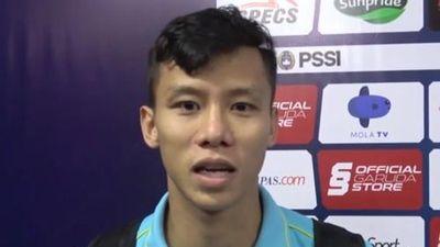 Quế Ngọc Hải bị đồng đội 'đánh hội đồng' sau trận Indonesia 1-3 Việt Nam