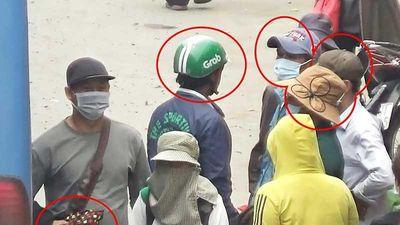 Video điều tra: Khu 'tam giác vàng' của các băng nhóm móc túi