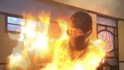 Sự thật về cảnh cháy trong phim cổ trang kinh phí thấp ở Trung Quốc