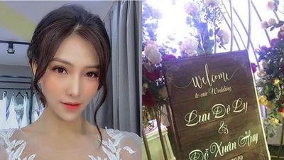 Lưu Đê Ly tổ chức lễ ăn hỏi với DJ một đời vợ