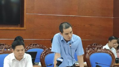 Phó GĐ Công ty nước sạch sông Đà: 'Chúng tôi là nạn nhân lớn nhất'